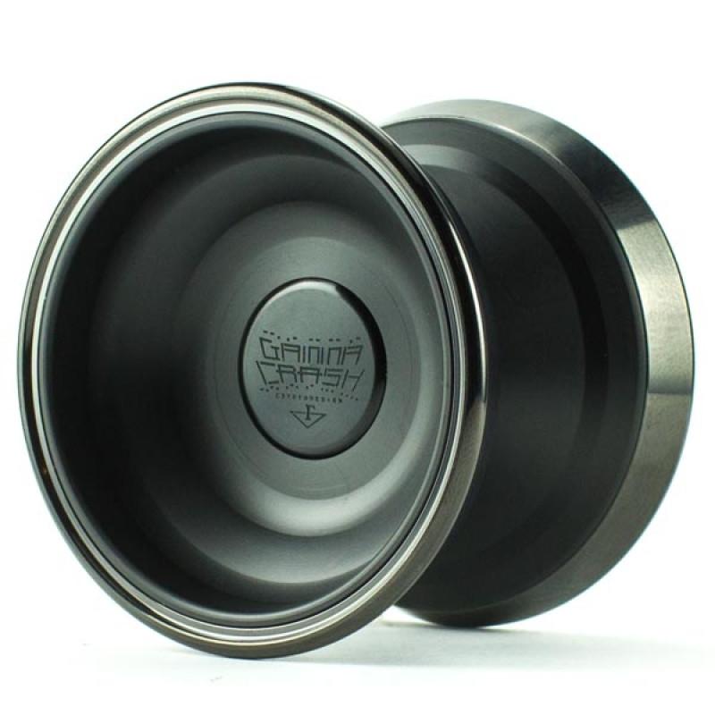 C3yoyodesign Gamma Crash Black / Black
