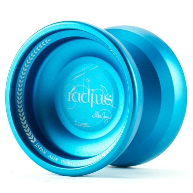 C3yoyodesign Radius Blue