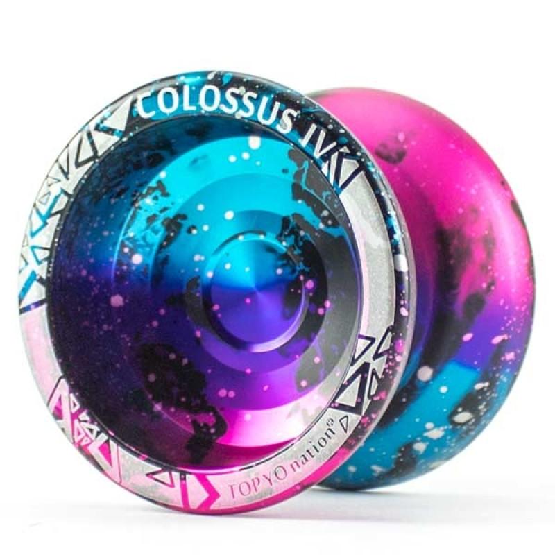 TopYo Colossus IV Galaxy