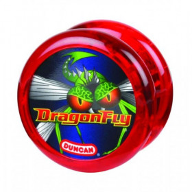 Duncan Dragonfly Red