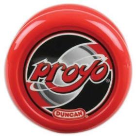 Duncan Pro-Yo Red