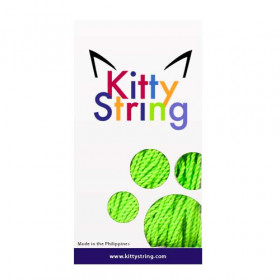 Kitty String Fat 100-Pack Green