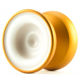 MagicYoyo Metal Skyva Orange / White