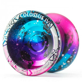 TopYo Colossus IV Galaxy
