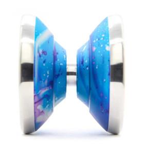 YoYoFactory Bimetal Shutter Galaxy