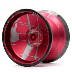 YoYoFactory Boost Red / Grey