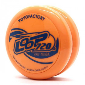 YoYoFactory Loop 720 Orange