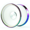 C3yoyodesign Gamma Crash White / Rainbow