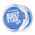 YoYoFactory Nightstar (LED-lys) Blaa