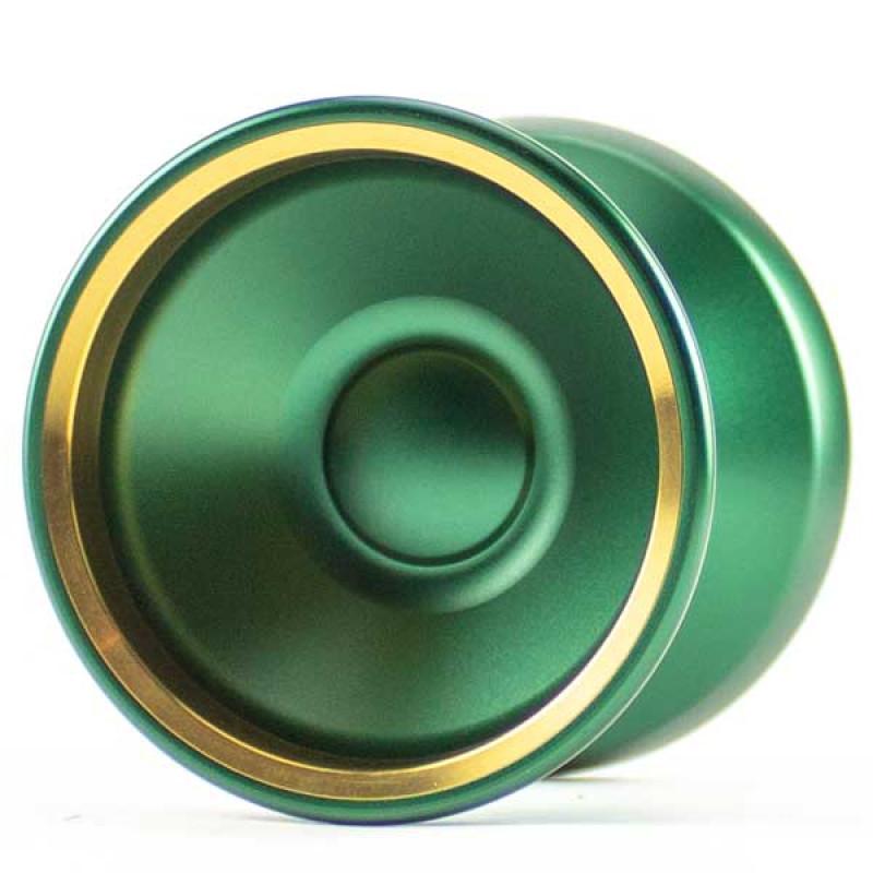 SF Motive Green / Gold