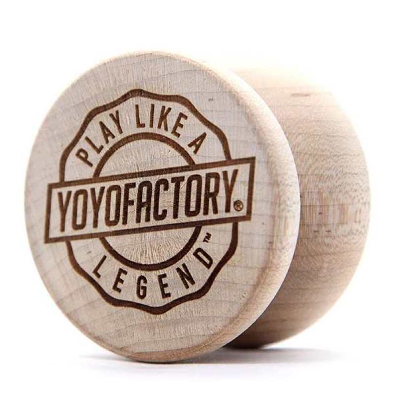 YoYoFactory Legend Wing Natural