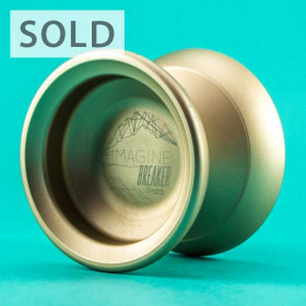 C3yoyodesign Imagine Breaker (PRE-OWNED) Sold