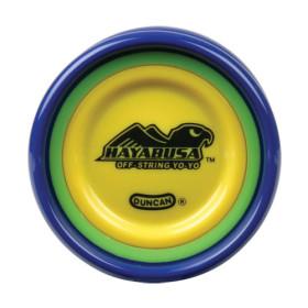 Duncan Hayabusa SL - Grøn/Blå