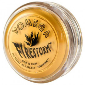 Yomega Firestorm Gold