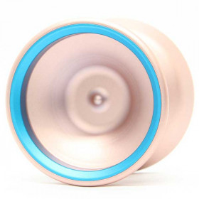 YoYoFactory BiND Rose Gold / Blue