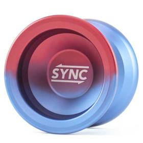 YoyoFriends Sync Red / Blue Fade