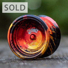 Yoyofficer Hatchet 2 (PRE-OWNED) SOLD