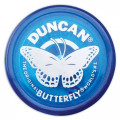 Duncan Butterfly Blue Front