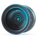 TopYo Selene Black / Blue Brushstrokes