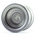 TopYo Selene Grey / Clear Brushstrokes