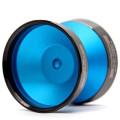 YoYoFactory Edge Beyond Blue w/ Black Rims