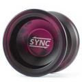 YoyoFriends Sync Black / Pink Acidwash
