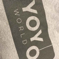 Team YoYoWorld T-shirt (unisex) - Grå